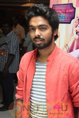 Tamil Actor GV Prakash Latest Photos