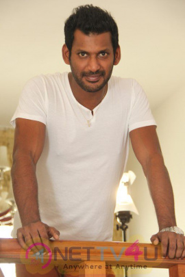 Tamil Actor  Vishal Good-looking Photos