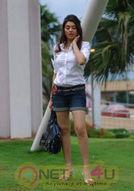 Tamil Actress Haniska Motwani Hot Photo Shoot Stills
