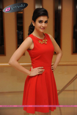 Tamil Actress Kriti Karbhanda Latest Photoshoot At SIIMA