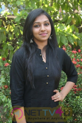 Tamil  Actress Lakshmi Menon Latest Stills