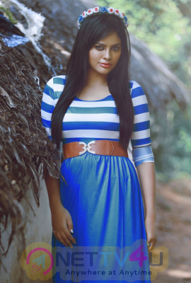 tamil actress nandita latest stills