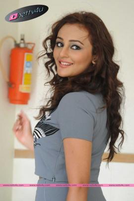 Telugu Actress Seerat Kapoor Latest Photoshoot Stills