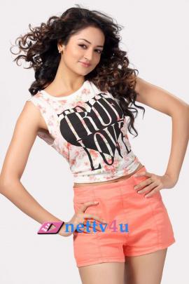 tamil actress shanvi cute photo gallery