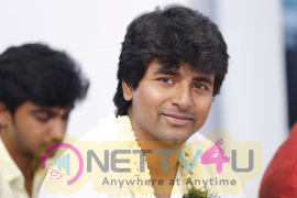Tamil Film Actor Sivakarthikeyan Exclusive Images