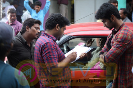 Tamil Movie Kanithan Working Stills Tamil Gallery
