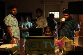 Tamil Movie Kanithan Working Stills Tamil Gallery
