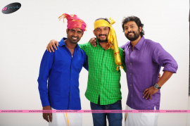 tamil movie kaththukutty movie stills and working stills
