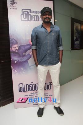 Tamil Movie Mellisai Audio Launch Images