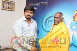 tamil movie oye audio launch stills