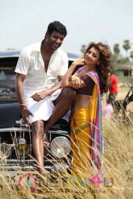 tamil movie paayum puli stills