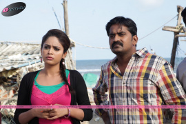 tamil movie uppu karuvadu stills first look