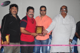 telangana artist association press meet stills