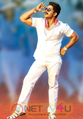 Telugu Actor Allu Arjun Sarrainodu  New Latest Still Telugu Gallery
