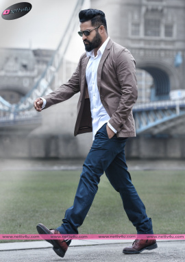 telugu actor ntr s sukumar movie still first look