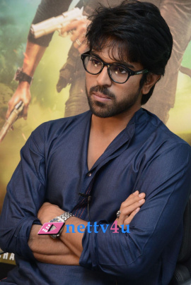 Telugu Actor Ram Charan's Exclusive Photo Gallery