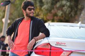 Telugu Actor Teja's New Look At Movie Ketugadu