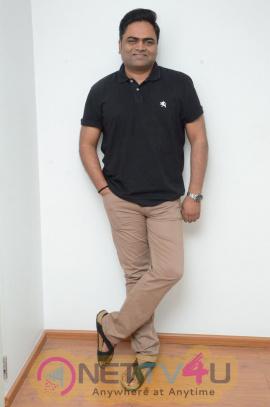 Telugu Actor  Vamsi Paidipally Latest Exclusive Photos