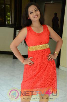 Telugu Actress Avanthika Good-looking Photos Telugu Gallery
