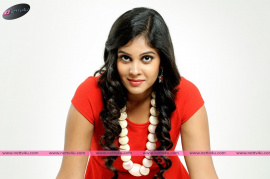 Telugu Actress Chandini Birthday Special Latest Photographs