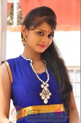 Telugu Actress Harisha Krishna Latest Images