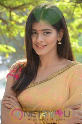 Telugu Actress Hebah Patel Latest Photo Shoot Stills