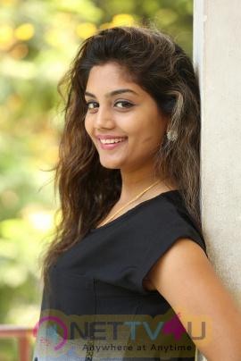 Telugu Actress Karuna Beauteous Colourful Photos