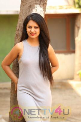 Telugu Actress Nikita Bisht New Good-looking Photos Telugu Gallery