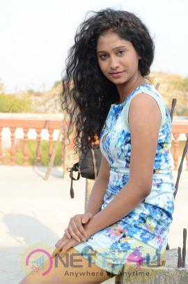 Telugu Actress Priyanka Photoshoot Images Telugu Gallery