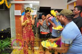 Telugu Actress Rakul Preet Singh At Radio City Exclusive Photos Telugu Gallery