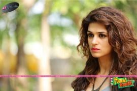 telugu actress shraddha das in guntur talkies movie stills