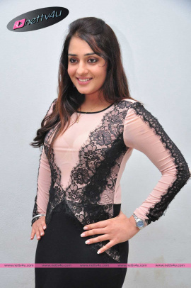 Telugu Cinema Actress Nikitha Latest Pics