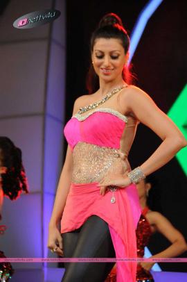 Telugu Cinema Hot Actress Hamsa Nandhini Latest Pics