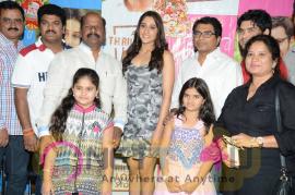 Telugu Cinema Shourya Song Teaser Launch Images