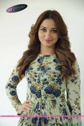 Telugu Cute Actress Tamannaah Photoshoot Gallery