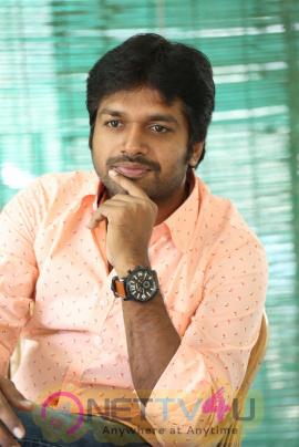 Telugu Director  Anil Ravipudi Interview Good-looking Photos Telugu Gallery