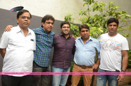 telugu movie cinema chupista maava press meet