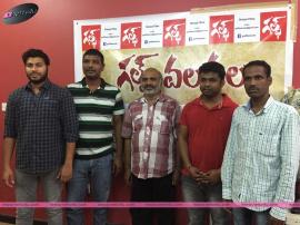 telugu movie gulf press meet stills