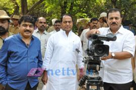 Telugu Movie Komaram Bheem Movie Stills And Posters