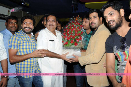 telugu movie malini a co cheers party stills