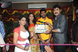 Telugu Movie Mounam Opening And Pooja Stills
