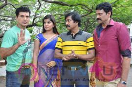 telugu movie rudra ips launch photos gallery