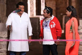 Telugu Movie Vinodam 100 Percent Movie New Stills And Poster Design