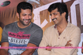 thani oruvan movie thanks meet stills