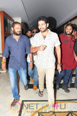 tippu movie team at sree mayuri theatre photos