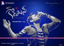 tollywood actor sumanth aswin columbus movie stills
