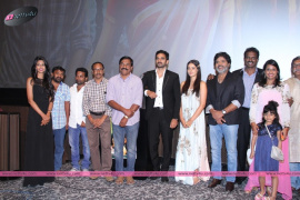 trailer launch event of savaale samaali movie