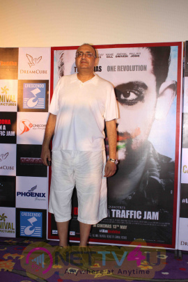 Trailer Launch Of Film Buddha In A Traffic Jam Stills