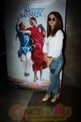 Trailer Launch Of Film Nil Battey Sannata Latest Stills