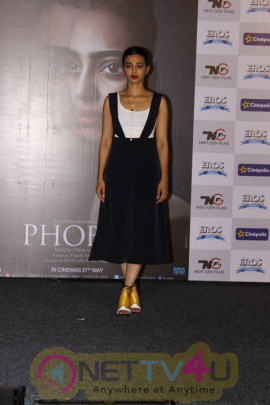 Trailer Launch Of Thriller Of The Year Phobia With Radhika Apte Photos
